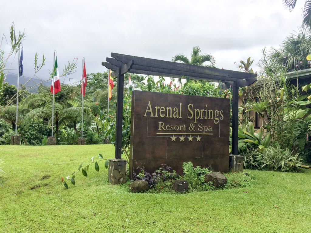 Arenal Springs Resort & Spa, Costa Rica