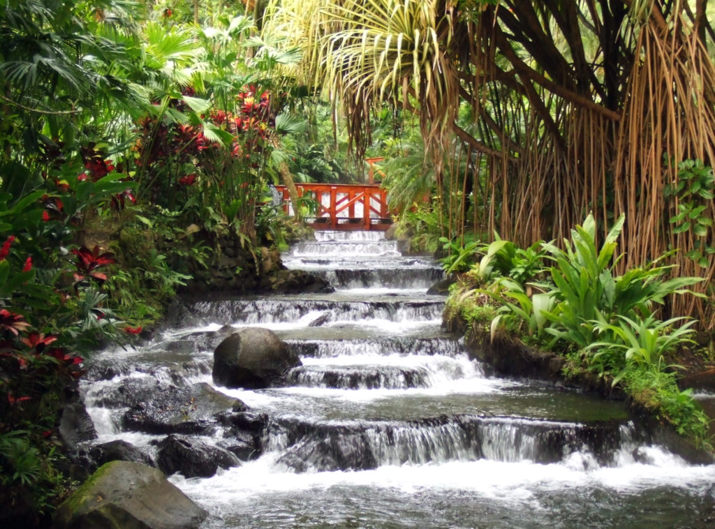 Tabacon Hot Springs, Arenal Costa Rica