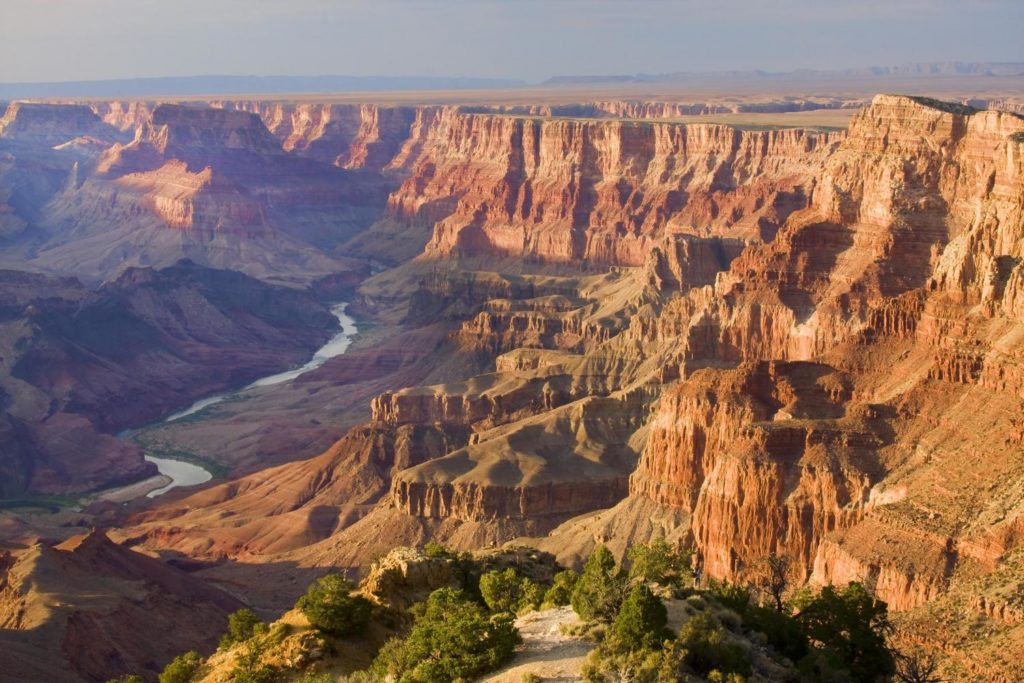 South Rim of the Grand Canyon National Park, Arizona